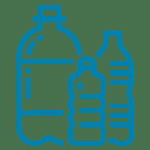 Plastic Bottles & Caps